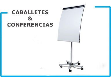 CABALLETES DE CONFERENCIAS